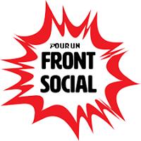 Manifestation du Front Social contre Macron et ses ordonnances lundi 19 juin